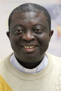 Bischof Egbebo; Copyright: Kirche in Not